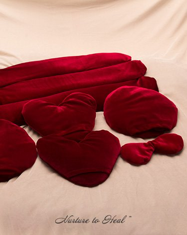 Pro Set Nurture to Heal Therapeutic Pillows