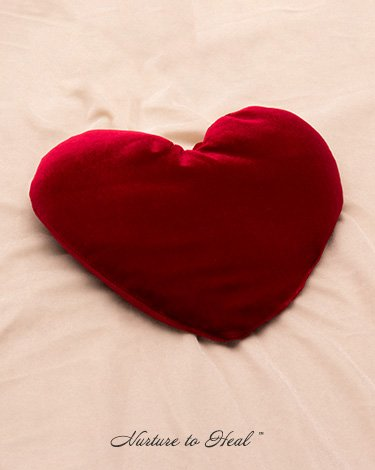 The Heart Nurture to Heal Therapeutic Pillows